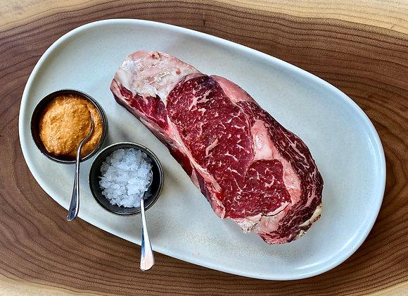 Bone-less Ribeye Steak (20oz)