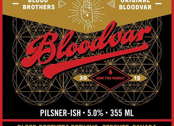 Blood Brothers 'Bloodvar' (Pilsner-ish)
