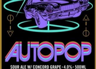 Blood Brothers 'Autopop Concord Grape' (Session Fruit Sour)