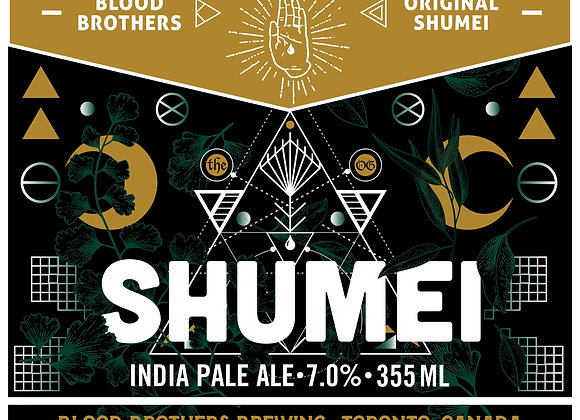 Blood Brothers 'Shumei' (IPA)