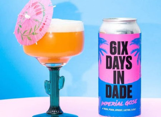 Bellwoods - 6 Days in Dade Imperial Gose