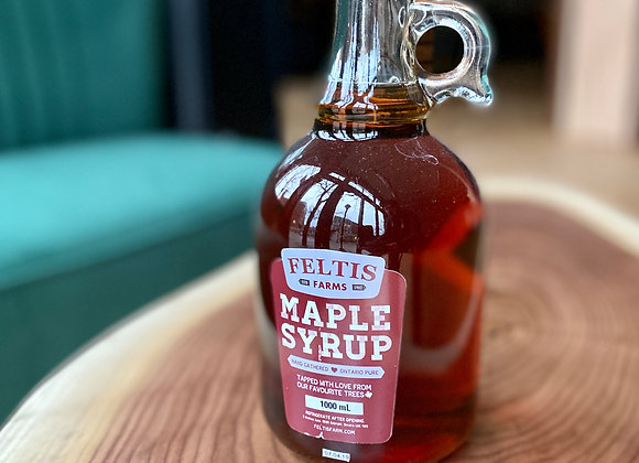 Feltis Maple Syrup (1 litre)