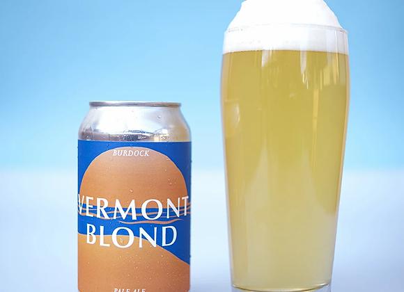 Burdock: Vermont Blond