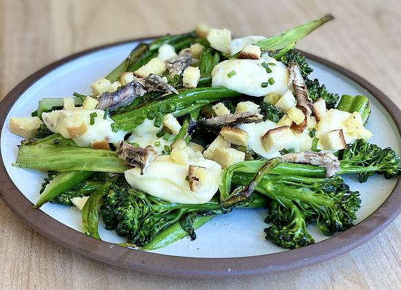 Broccolini Caesar