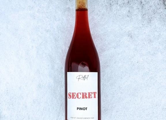 Redtail Vineyards 'Secret' Pinot Noir