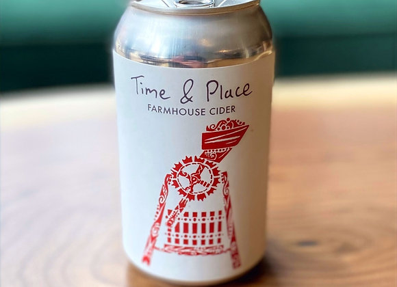 Revel 'Time & Place' Cider