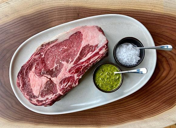 Bone-in Ribeye Steak (35-40oz)