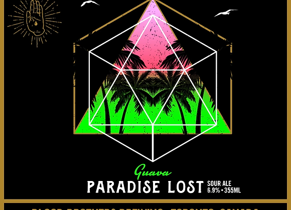 Blood Brothers 'Paradise Lost' (Guava Sour Ale)