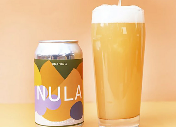 Burdock: Nula Dry-hopped Sour