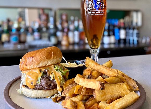 Burger & a Beer