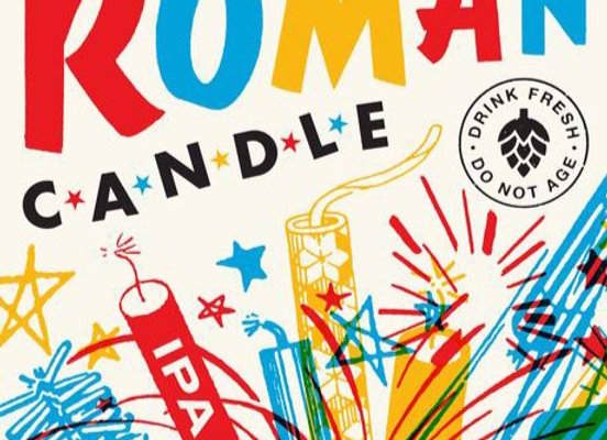 Bellwoods 'Roman Candle' (IPA)