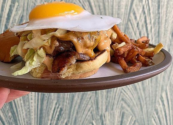 Brunch Burger (Sunday from 11am)