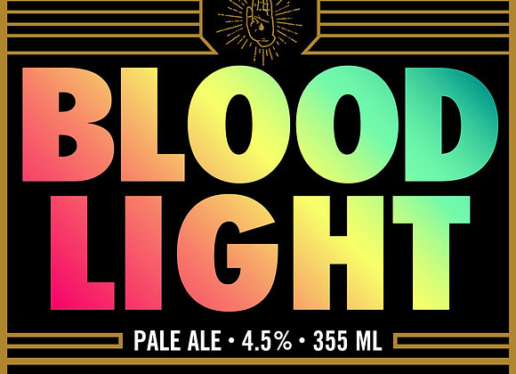 Blood Brothers 'Blood Light' (Pale Ale)