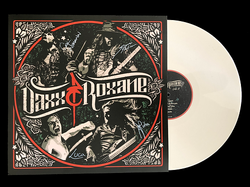 Daxx & Roxane Vanilla Vinyl