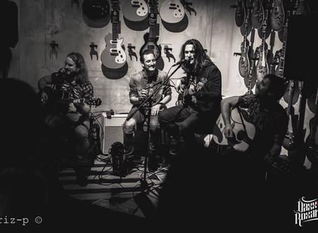 Acoustic Set at The Ship, London