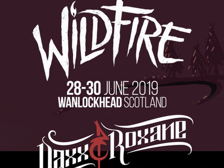 We're playing Wildfire Festival