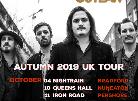 On Tour with Doomsday Outlaw