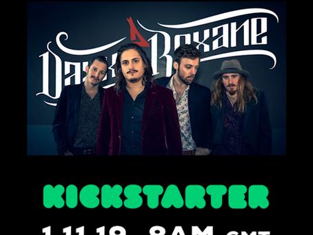 New Album - Crowdfunding