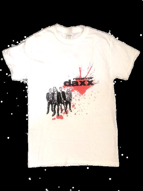 White 'Reservoir Daxx' T-Shirt