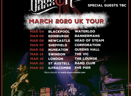 Headline UK Tour