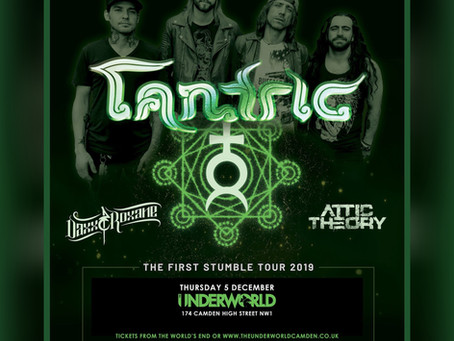 Opening for Tantric