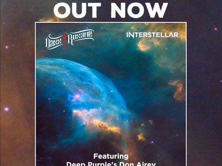 New Single 'INTERSTELLAR' OUT NOW