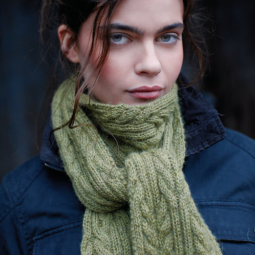 Grasmoor scarf