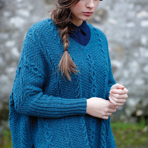 Fleetwith Sweater and Cowl