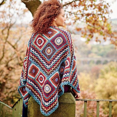 Niagara Crochet Wrap