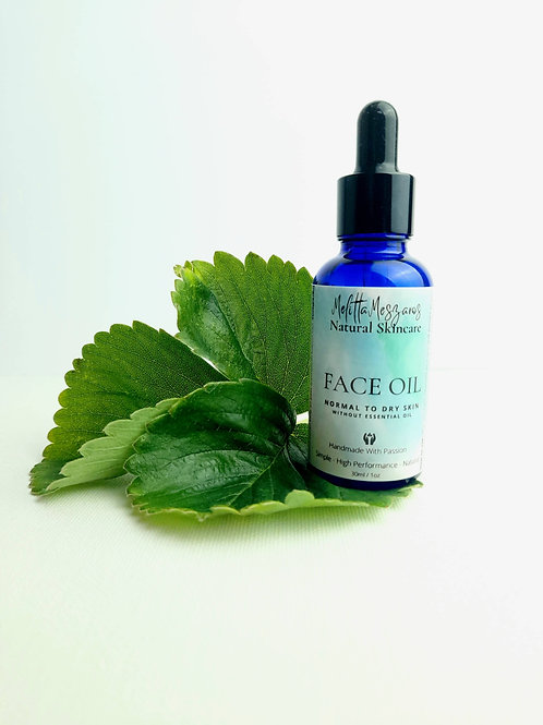 Normal to Dry Skin - without Essential Oil