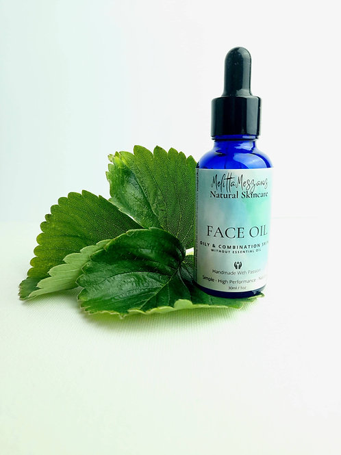 Oily and Combination Skin - without Essential Oil