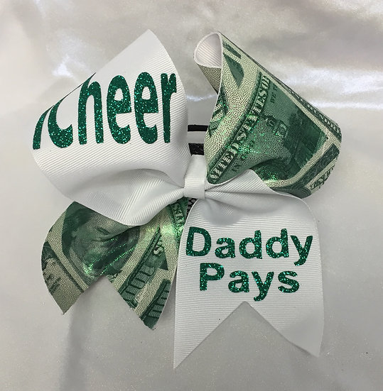 iCheer Daddy Pays
