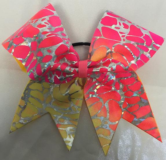 Summer Tie-Dye Bow