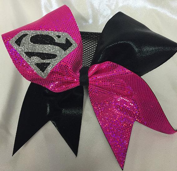 Girl Power - Superman Pink