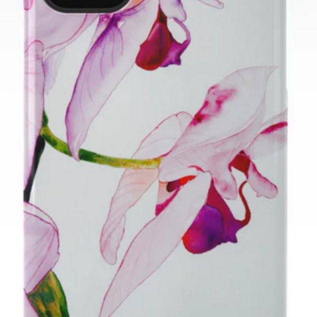 Orchids, Phone Cases