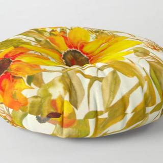 Rubekia, Floor Pillow