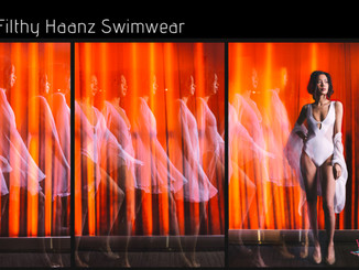 Filthy Haanz 2015 Swimwear Launch