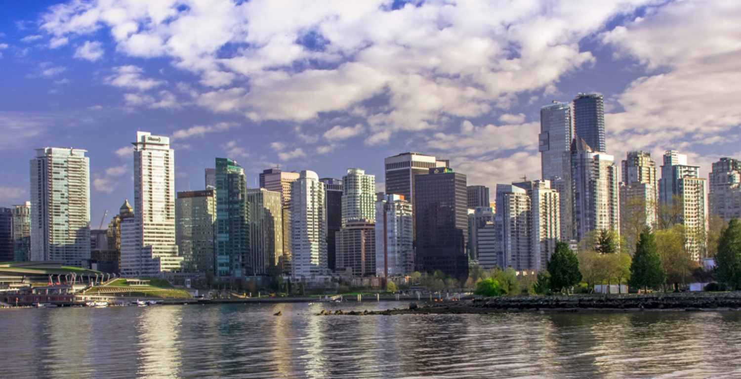 WIX Vancouver from Stanley Park