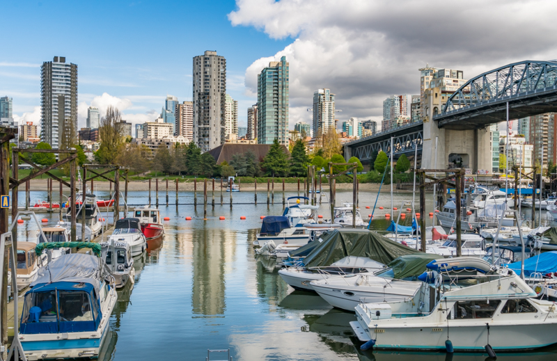Vancouver-Burrard Street Bridge