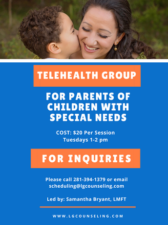 Group: Parents of Children with Special Needs