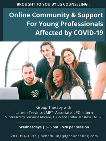 Group: Young Professionals