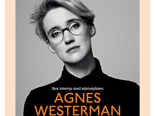 Intervju med hårstylisten Agnes Westerman för Frisör