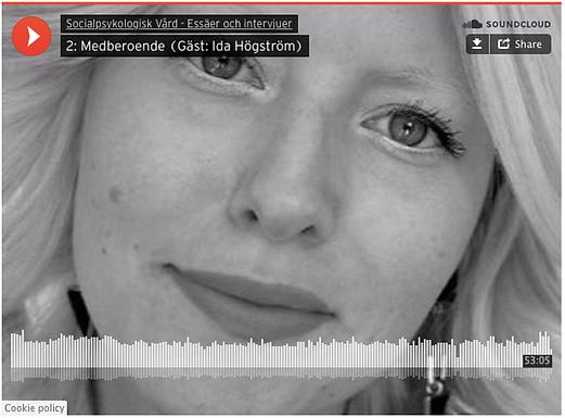 Socialpsykologisk Vård - Essäer och intervjuer