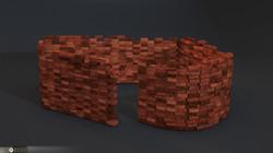 Brick wall builder Random Mat IDs