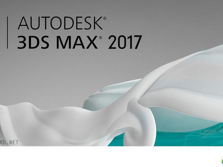 Autodesk 3ds Max 2017 (What to expect)