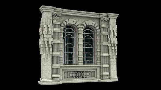 Dr Strange Building RnD (fractals, 3D kaleidoscopes, clone duplication)