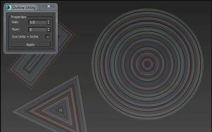 Maxscript Outline Creator 1 0: