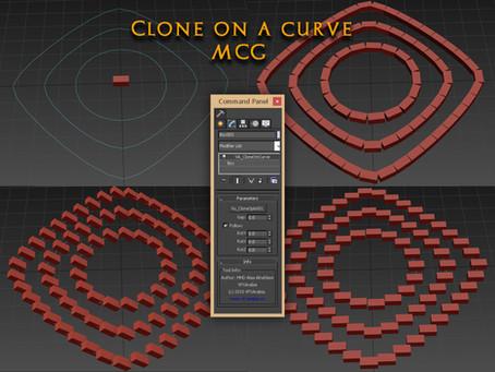 Clone on a curve (MCG)
