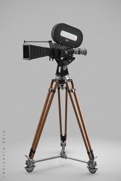 ArriFlex 3d model