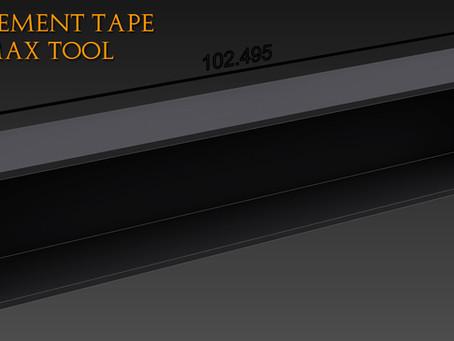 Measurement tape (scripted tool)